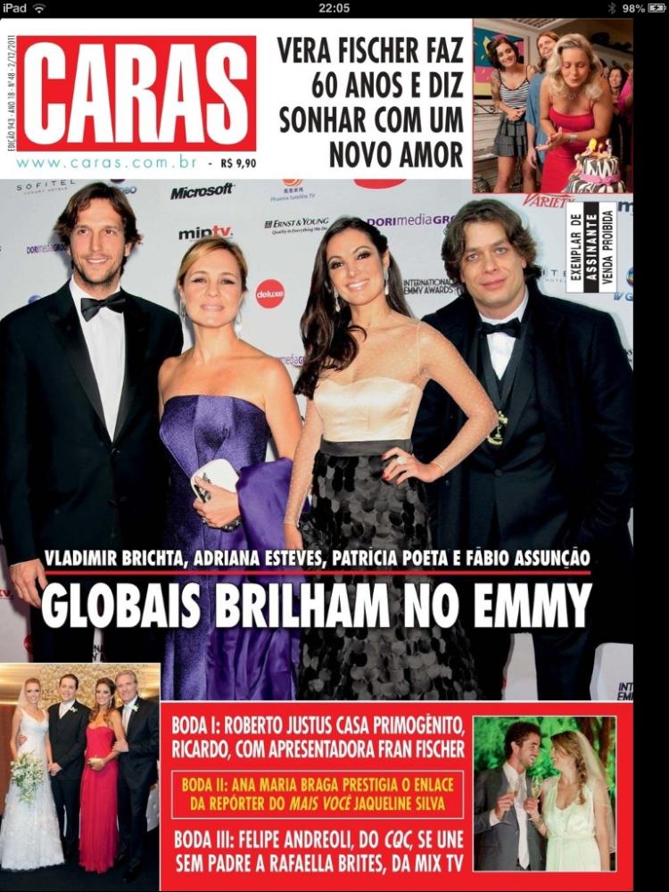 Caras Magazine - Brazil