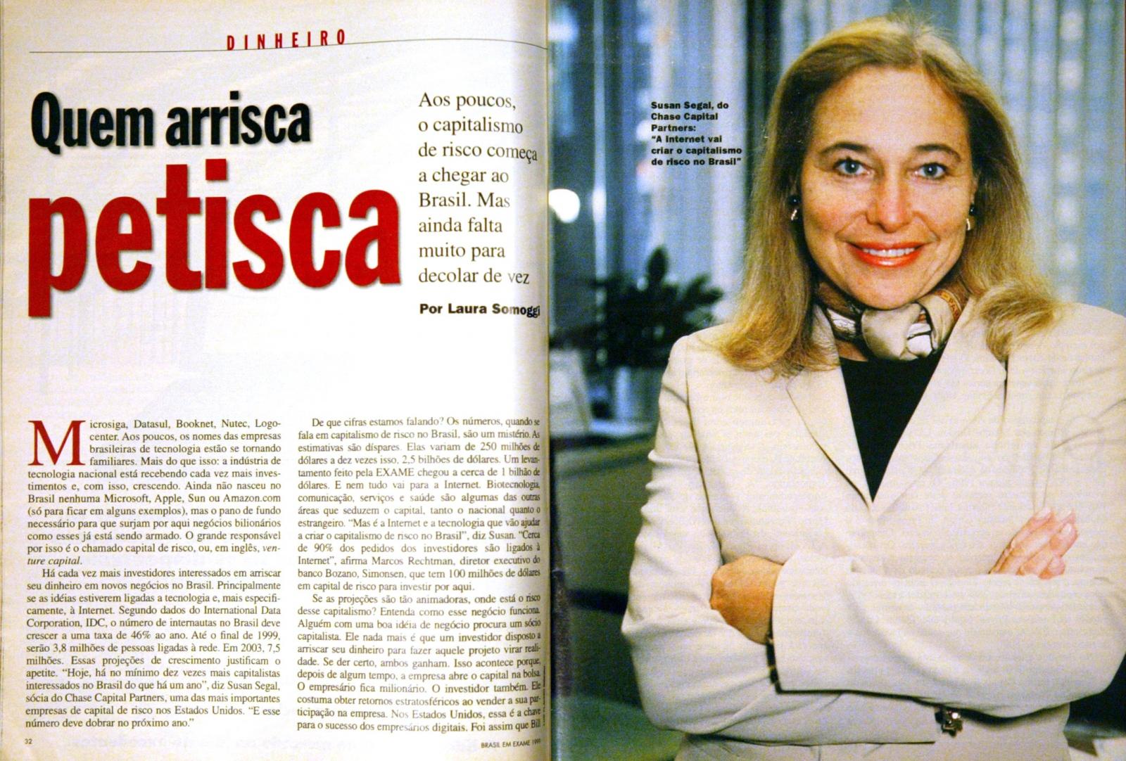 Exame Magazine - Brazil