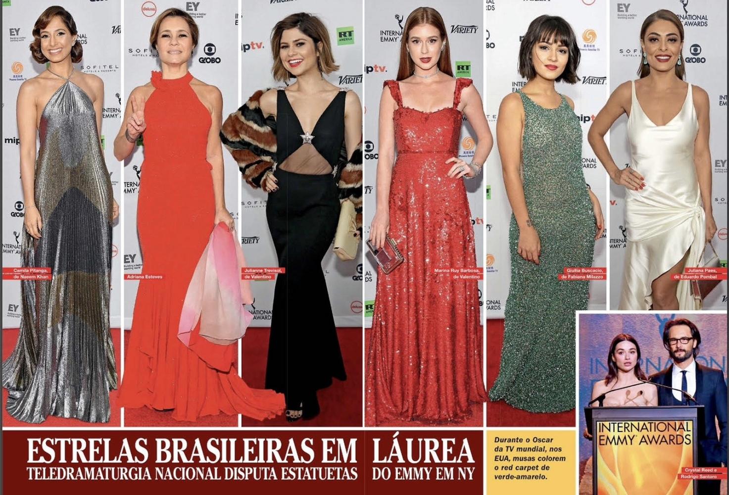 Caras Magazine