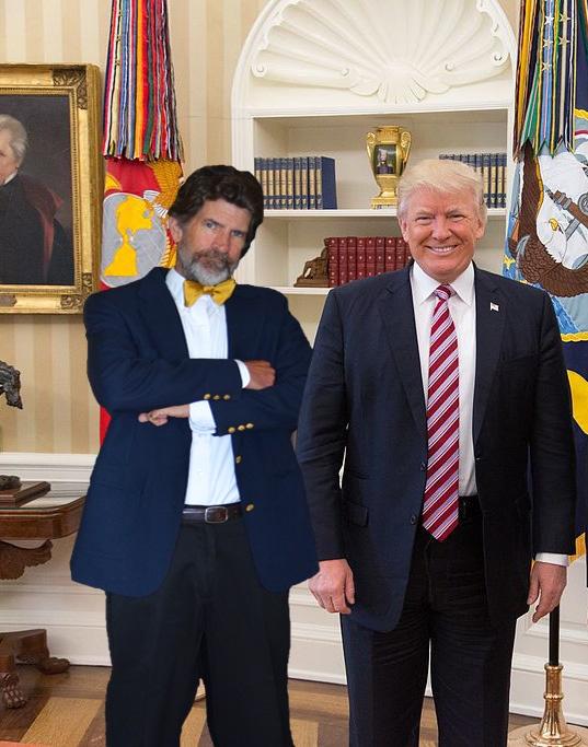 Photography image - Loading Trump_Glenn.11x14.jpg