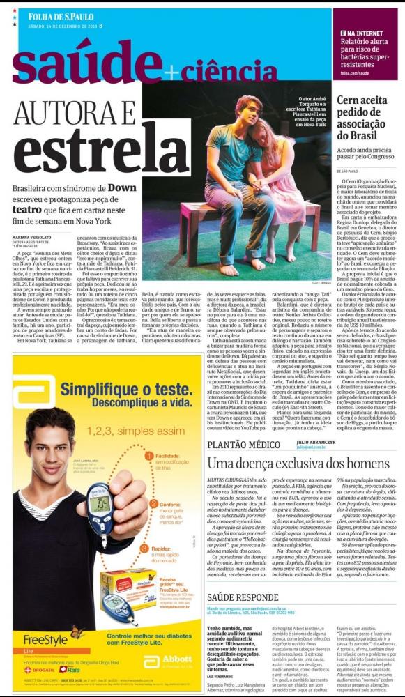 Folha de São Paulo - Brazil