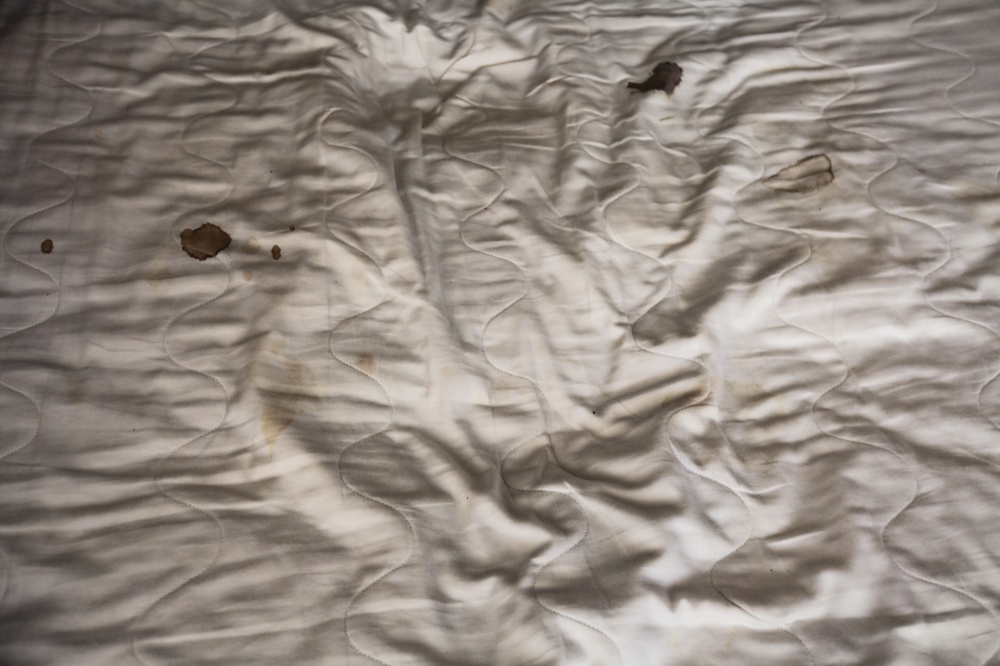 Art and Documentary Photography - Loading 08_Stained Sheet_X.jpg