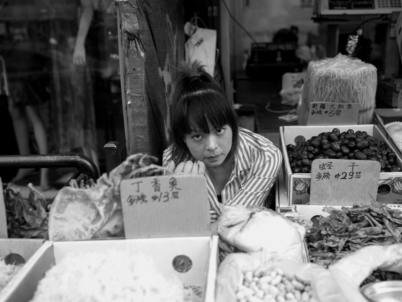 Chinatown, New York, 2017