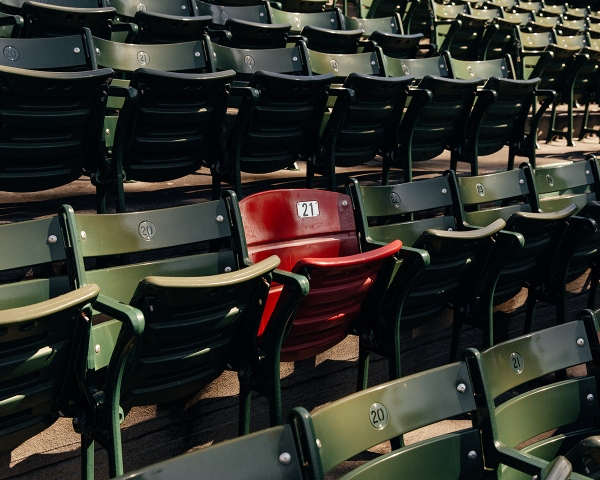 Fenway Park - Photography project by Cody O'Loughlin