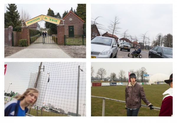 Saturday Soccer - Photography project by Mascha Joustra