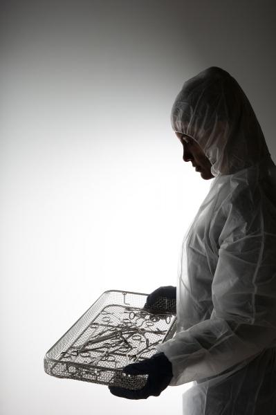 Macchine Per Sterilizzazione - Photography project by Nicola Ughi