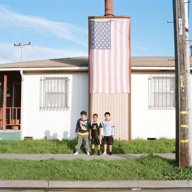 Art and Documentary Photography - Loading Kids_Flag_1.jpg
