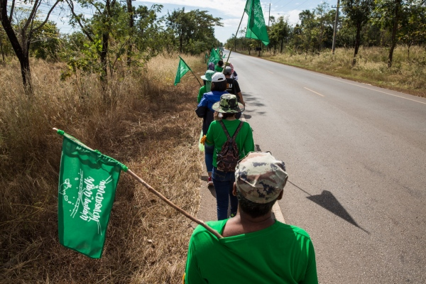 The Wamon Anti-Mining Walk