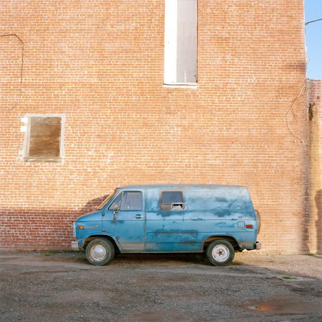 Art and Documentary Photography - Loading Van_Wall_1.jpg
