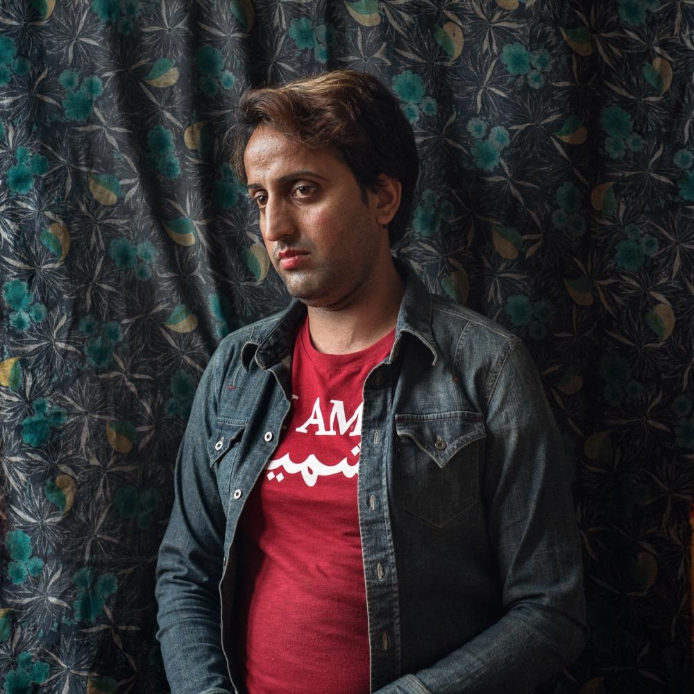 Photography image - Loading Hijra_of_Kashmir_03.jpg