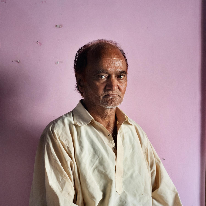 Camillo Pasquarelli - Photographer | Hijras of Kashmir
