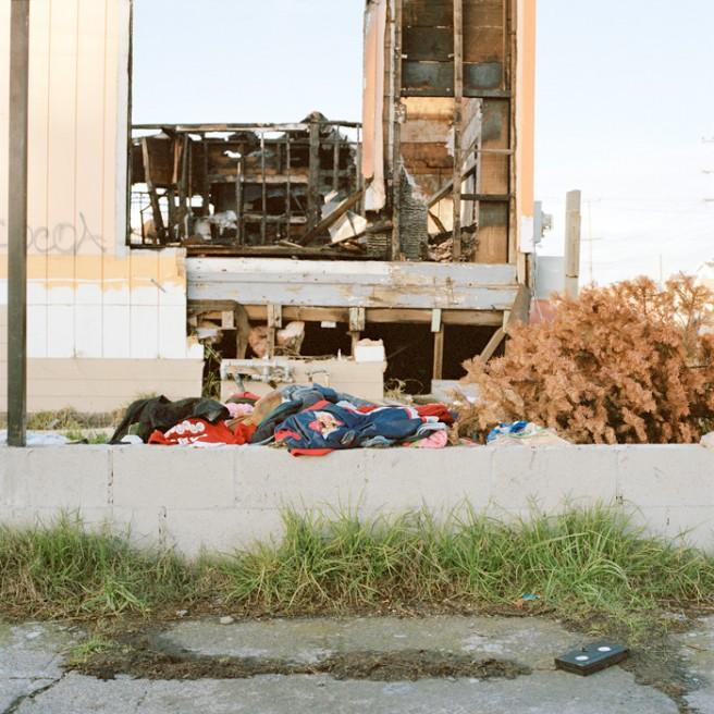 Art and Documentary Photography - Loading Clothes_Burnt.jpg