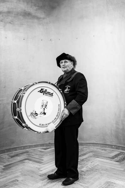 Holy Blood _ Marching Band - Photography project by Mascha Joustra