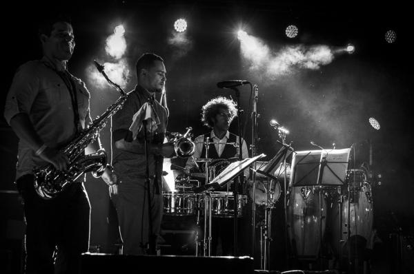 BANDA BLACK RIO - 2014