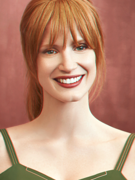 JESSICA CHASTAIN - Actress