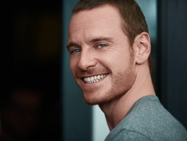 MICHAEL FASSBENDER  - ACTOR