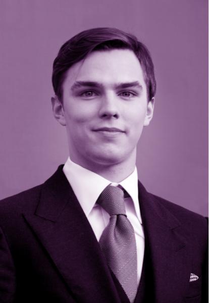 Nicholas Holt - Actor