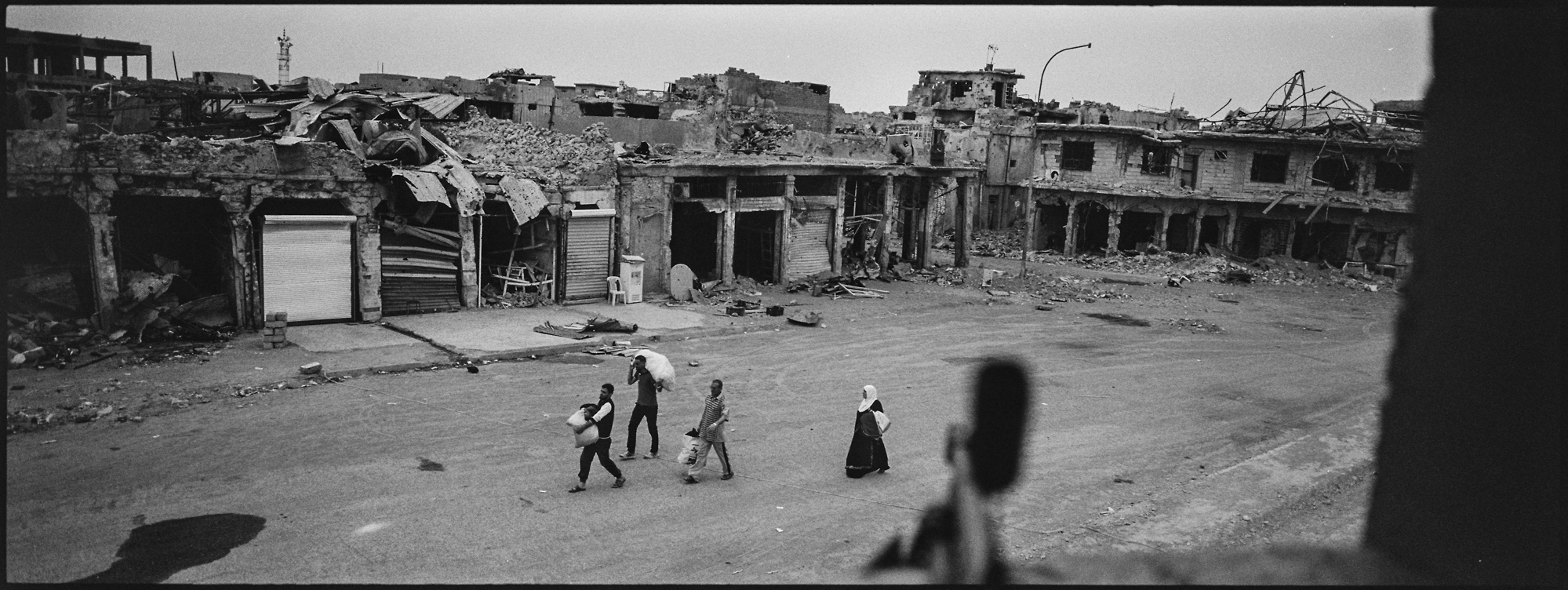 The Old City, Mosul. 2017.