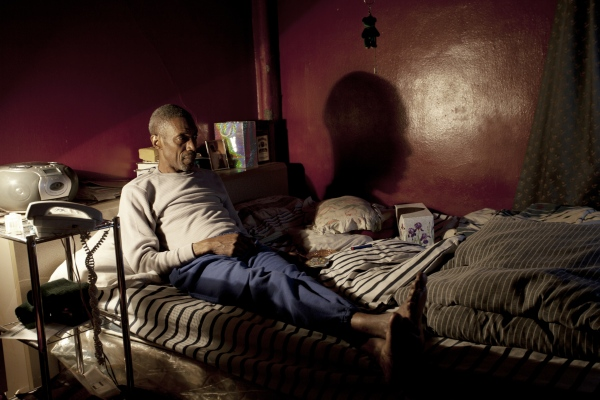 Bronxites - Photography project by Chantal Heijnen