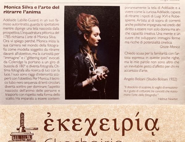 Ekecheiria Magazine - Review by Angelo Bolzani - January 2019 #libreriabocca1775