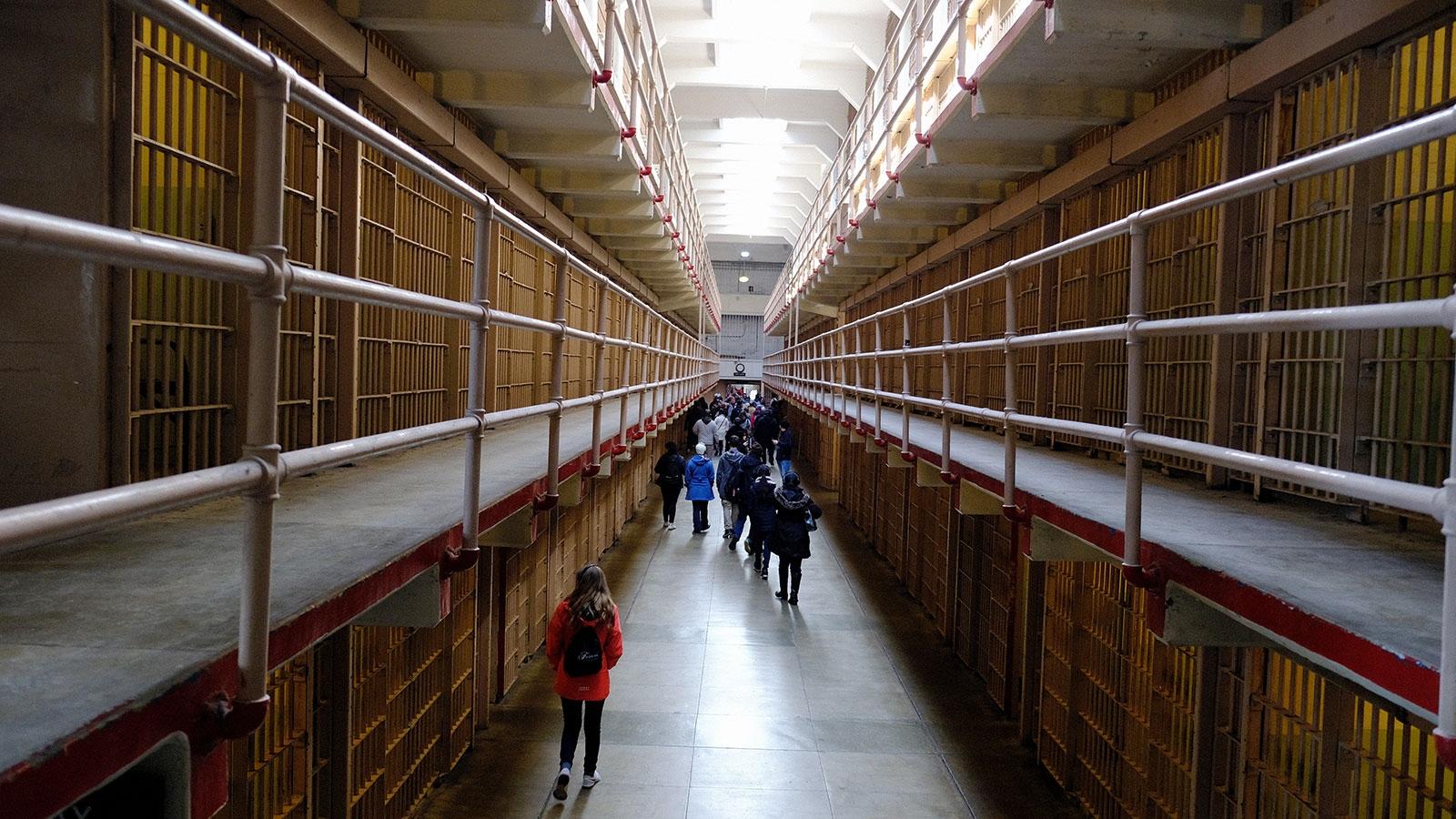 Alcatraz Prison - CA