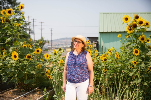 Dawn Albright, Klamath Falls, Oregon for the Robert Wood Johnson Foundation
