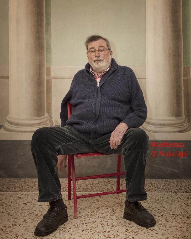 """Il """"maestrone"""", Francesco Guccini, ospite alla Scuola Normale Superiore di Pisa"""