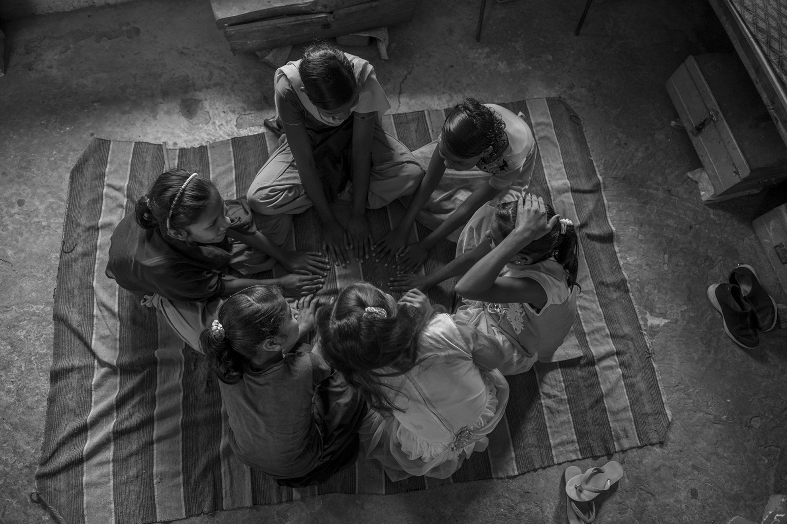 The Boarding School Saves Girls From Sex Trafficking By Vidhyaa C-3561