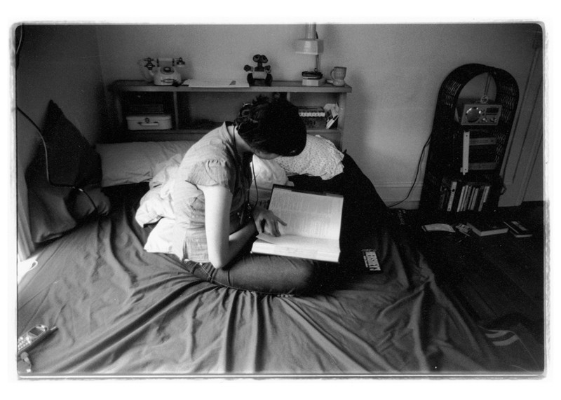 Art and Documentary Photography - Loading meghan_bed_large.jpg