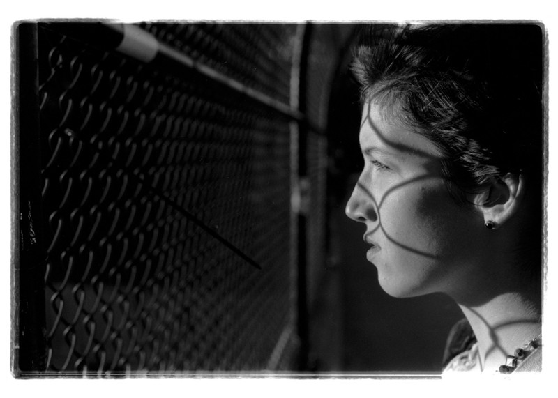 Art and Documentary Photography - Loading meghan_fence_large.jpg