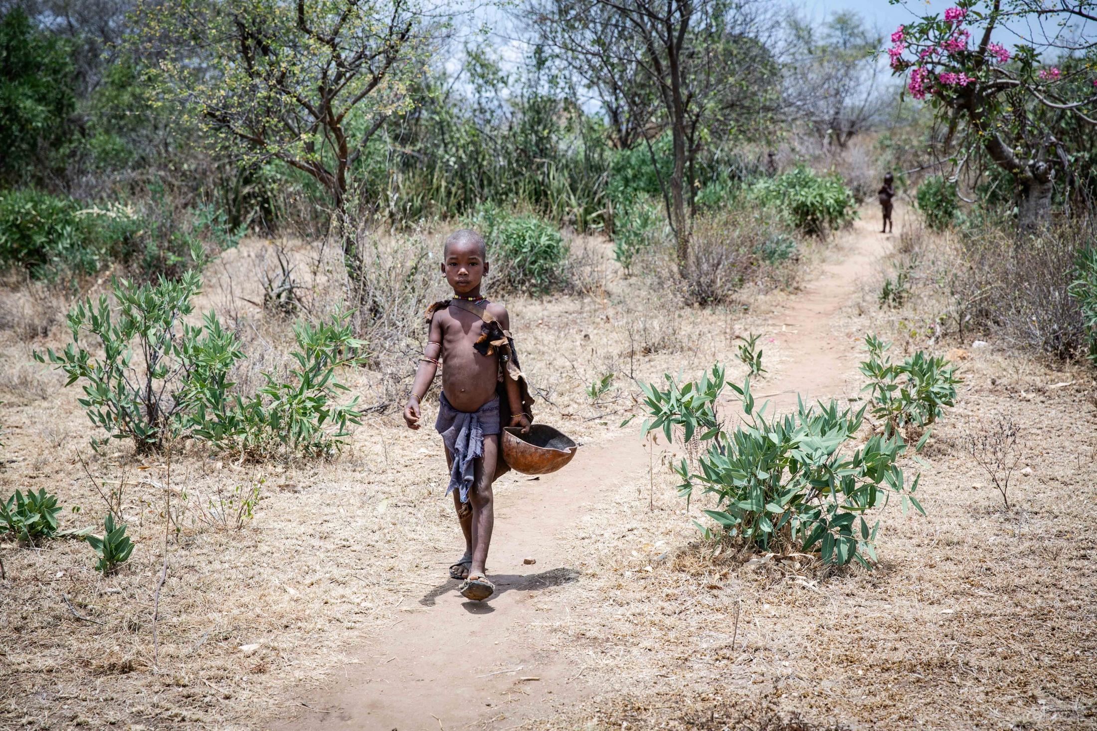 In South Omo region, Ethiopia. For Farm Africa.