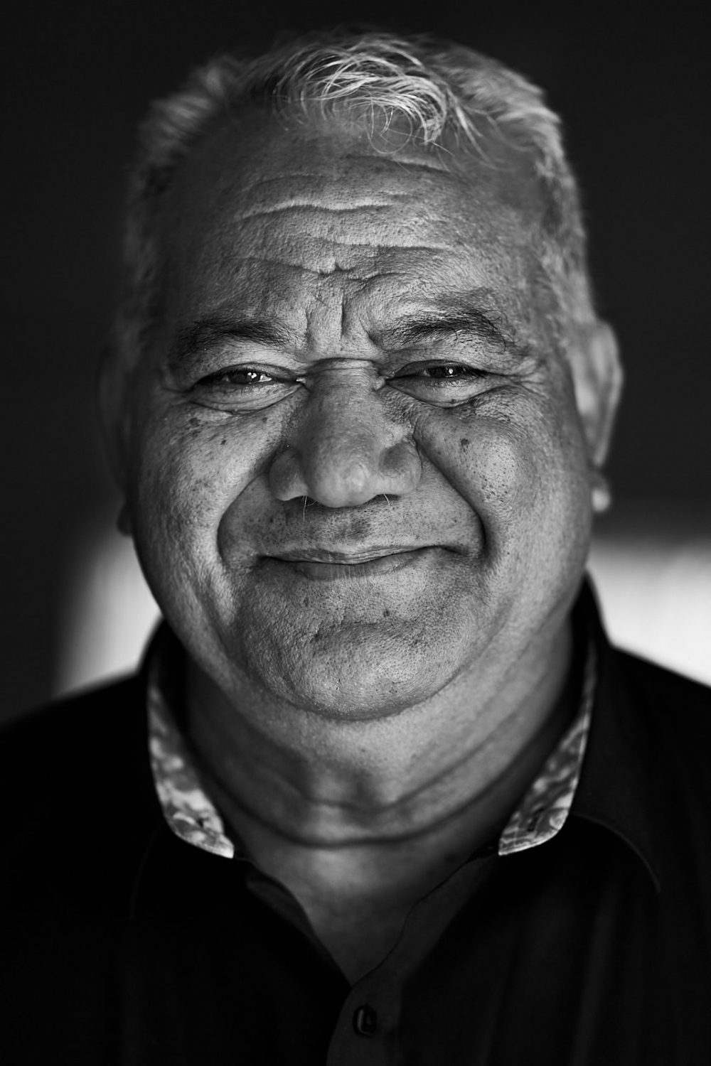 Sione Falemanu, ex-prison commissioner for Tonga Prisons.