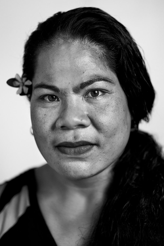 Ma'ata, the Tongan wife of an American deportee.
