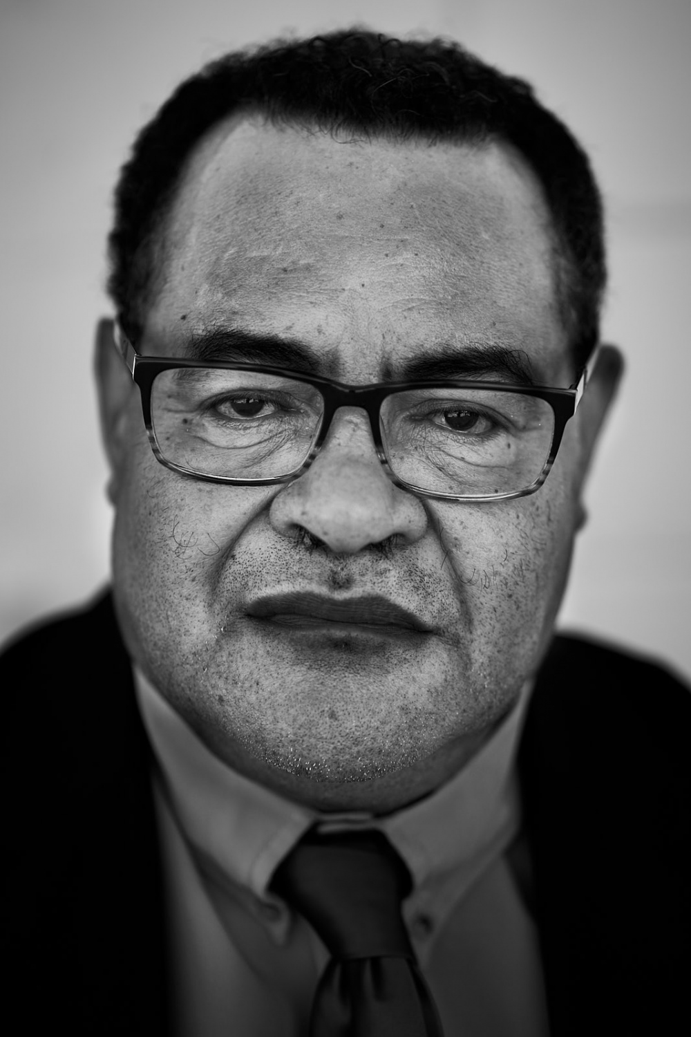 Reverend Fili Lilo, head of a collective of Tongan church ministers that assists members of the deportee community in Tonga.