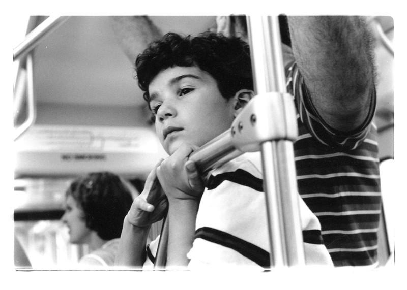 Art and Documentary Photography - Loading boy_train_large.jpg