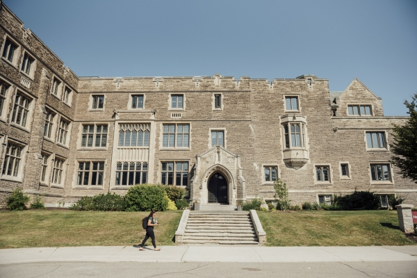 McMaster University, 2017, for Maclean's Magazine