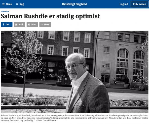 Kristeligt Dagblad (DK)