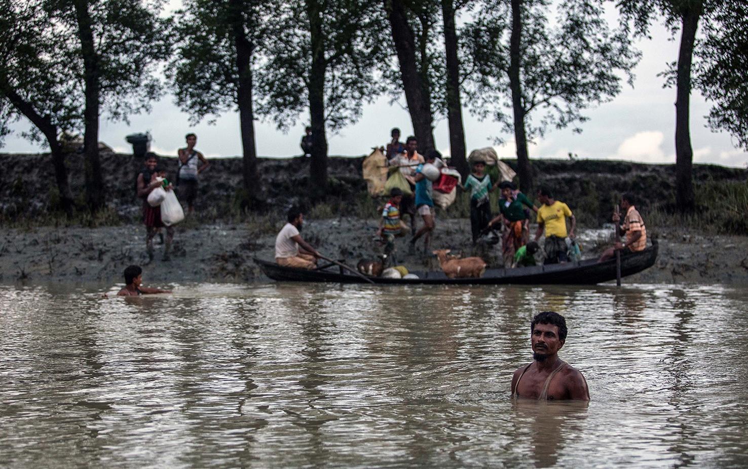 Cox's Bazar, Bangladesh. 2017