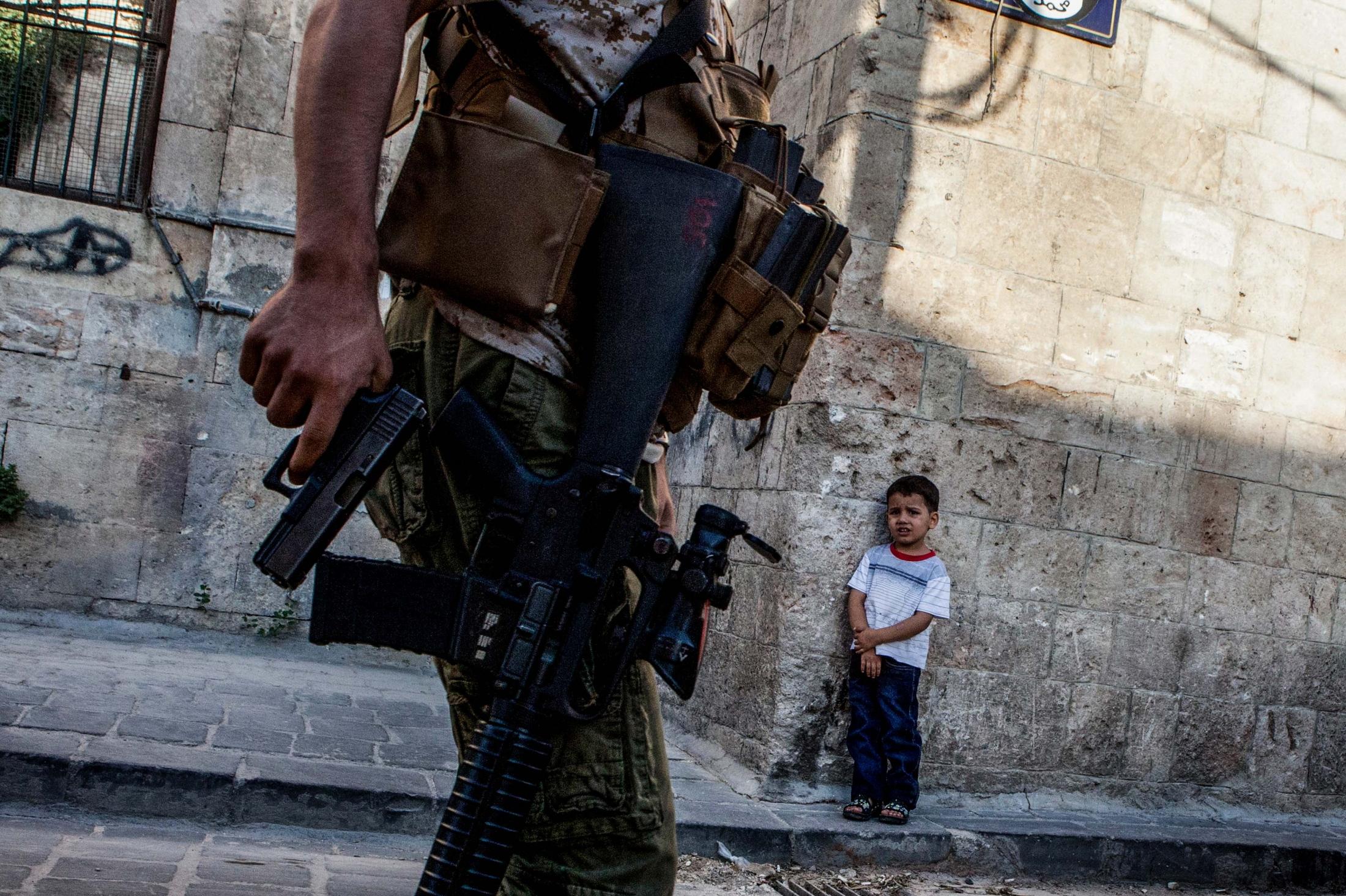 Aleppo, Syria. 2015