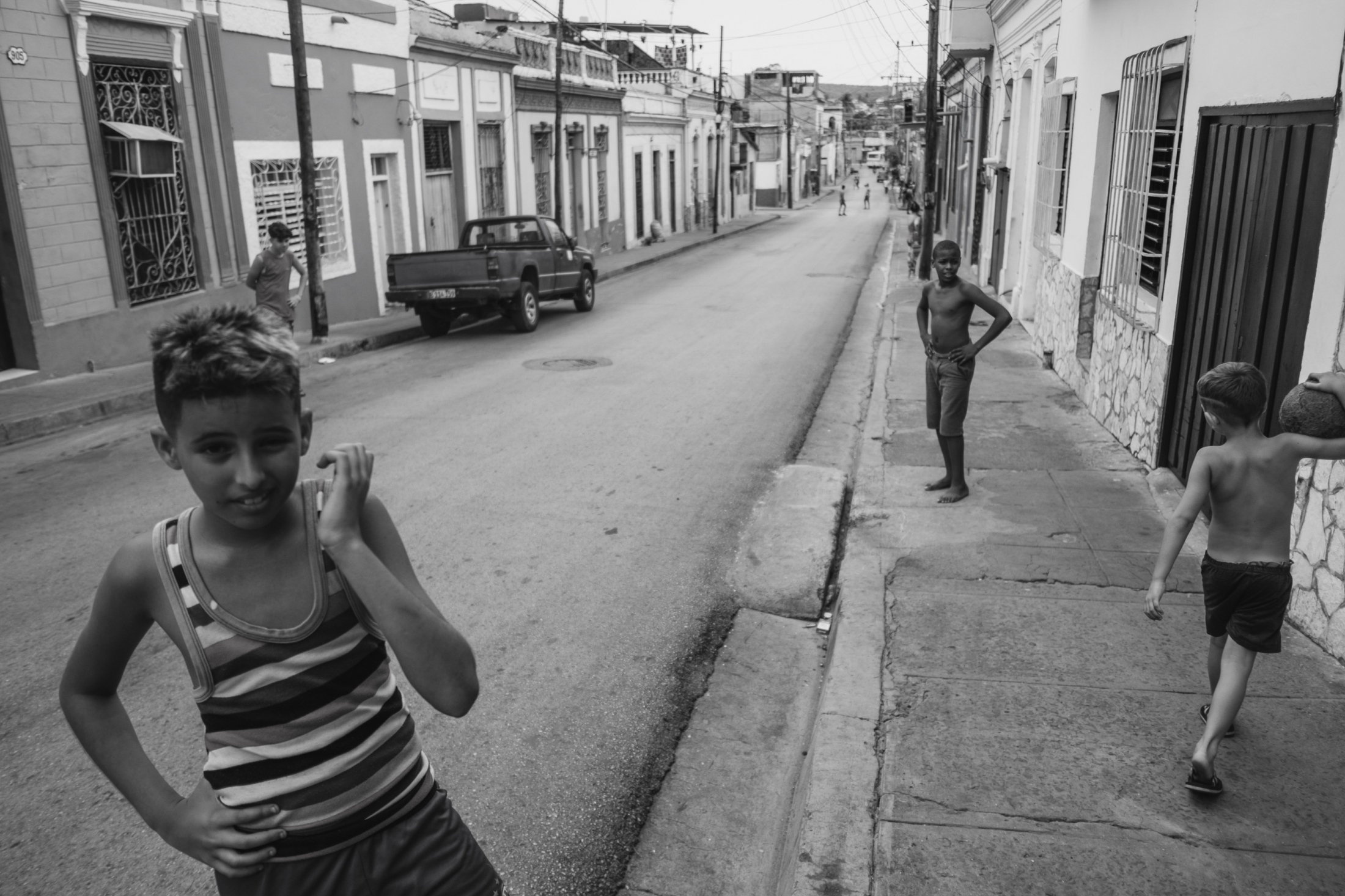 Santiago de Cuba, 2018