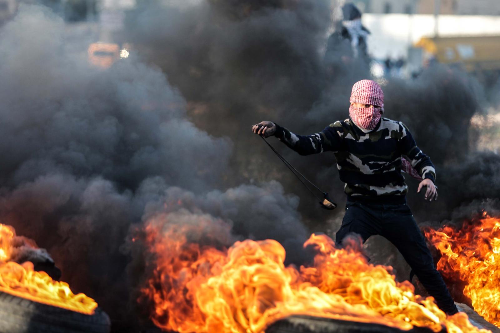 Palestine, 2017.