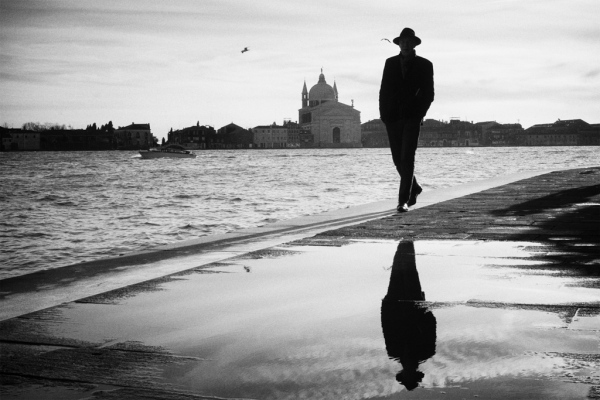 postcard from Venice / black&white edition)