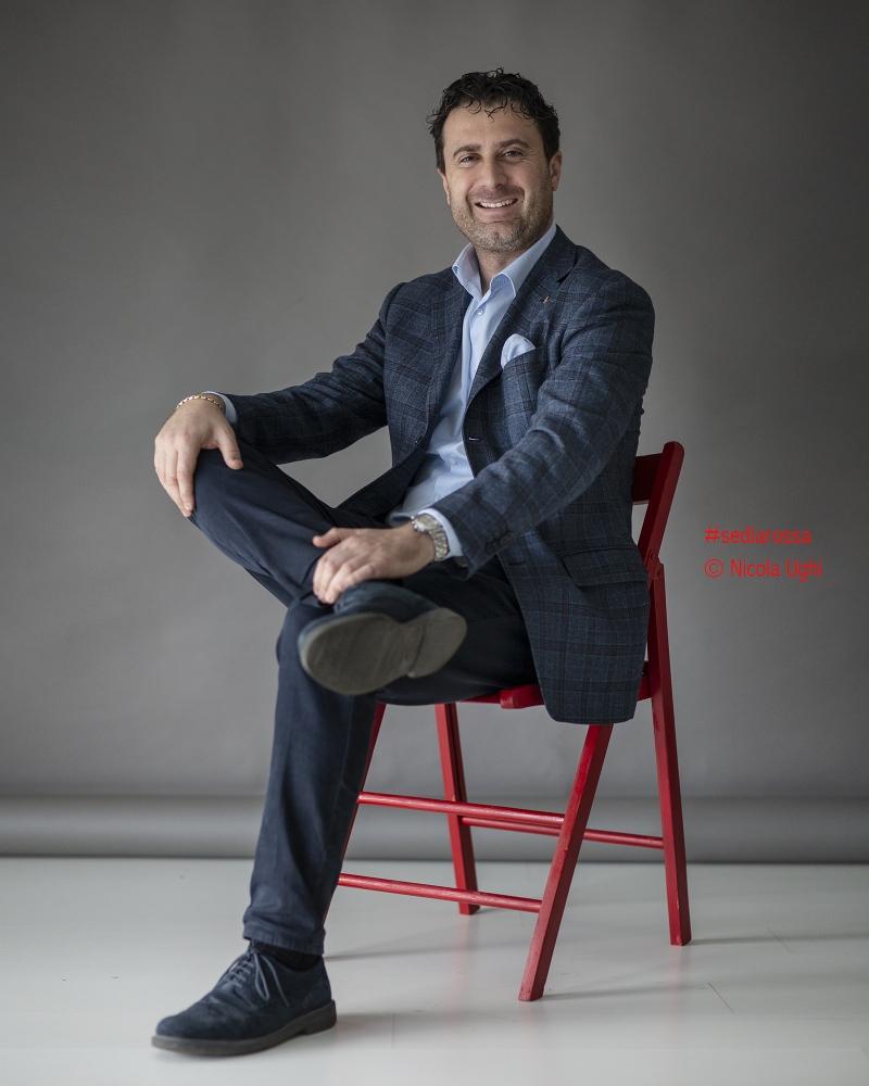 Il vicepresidente di Confcommercio Pisa, Alessandro Trolese