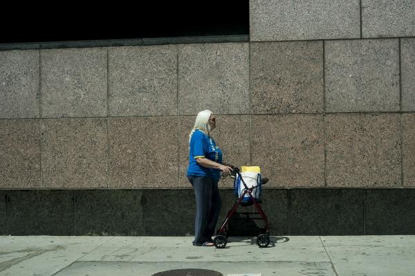 Street Scene. Los Angeles (California). 2018