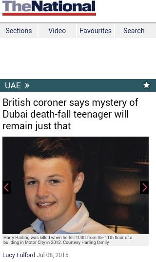 https://www.thenational.ae/uae/british-coroner-says-mystery-of-dubai-death-fall-teenager-will-remain-just-that-1.32045