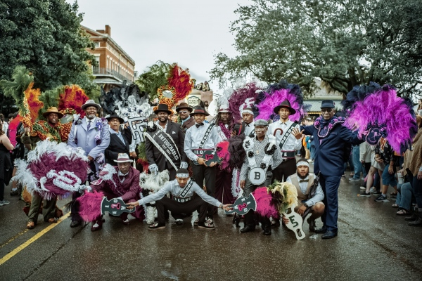 Carnival, Festival & Parade Season