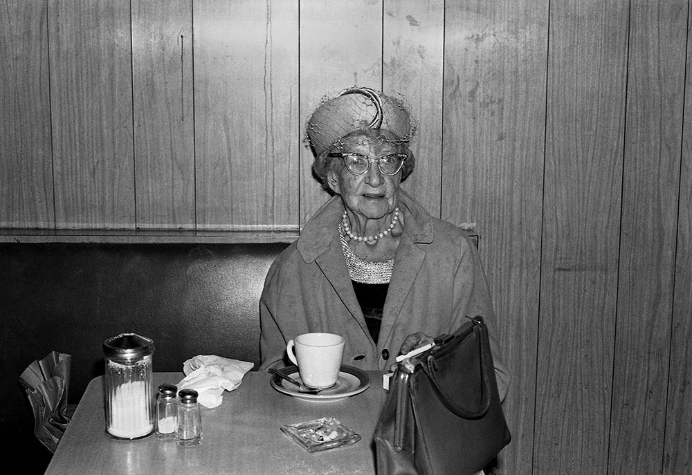 Photography image - Loading ___Steven_Edson_Woman_with_Cigarette_and_Coffee_1975_C.jpg