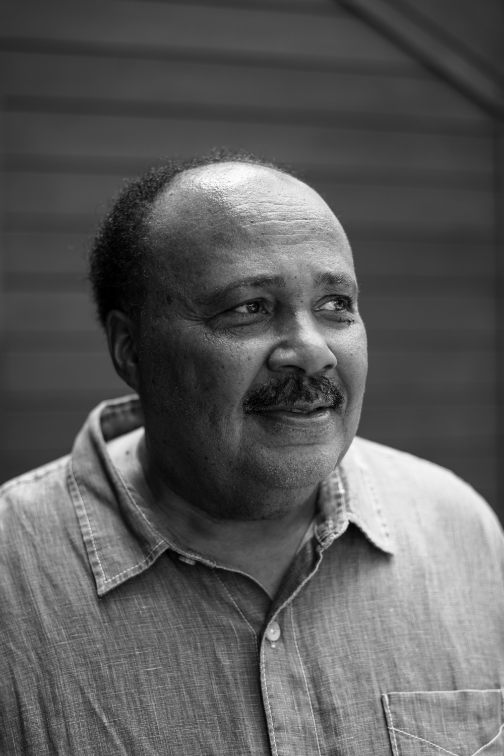Martin Luther King III, first son of Martin Luther King Jr.