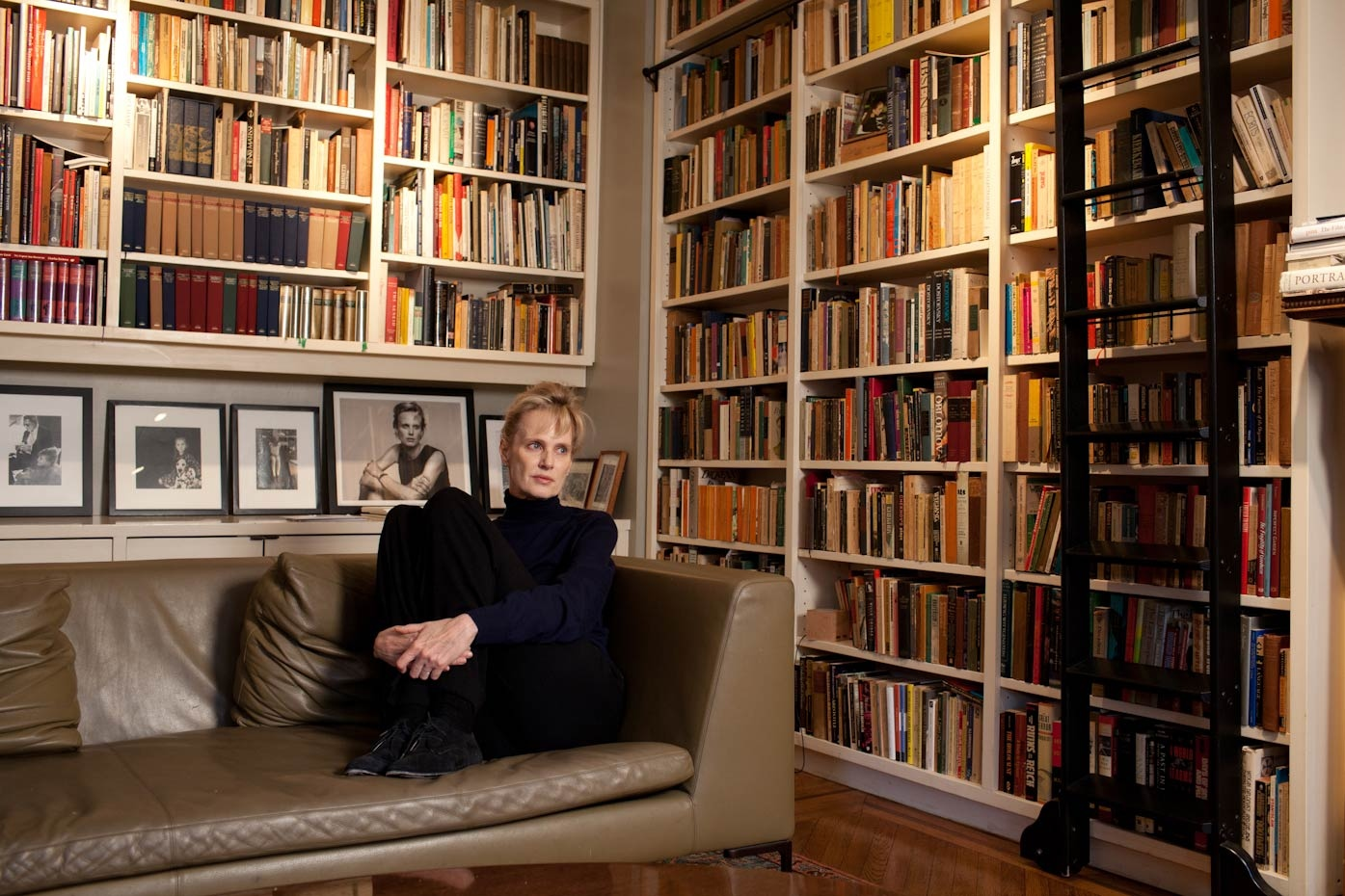 Siri Hustvedt for Le Monde Magazine