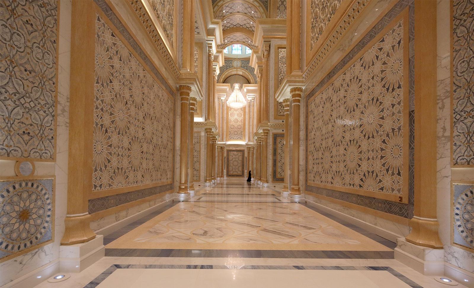 Qasr Al Watan Palace - Abu Dhabi